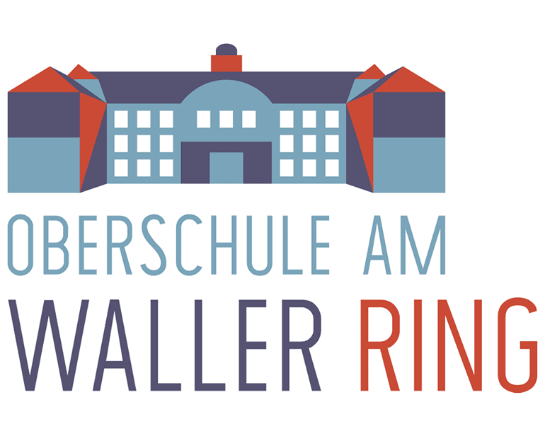BFGA Werbeagentur Bremen, Flyerdesign Oberschule Waller Ring | Oberschule Waller Ring Illustration
